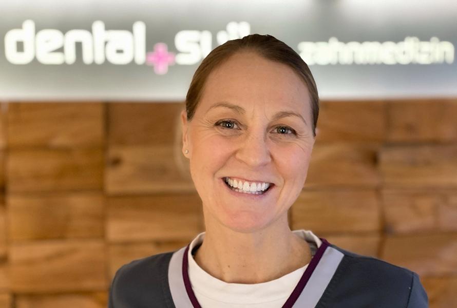 Z-MVZ dental suite - Lesley Turner Hall - Dentalhygienikerin