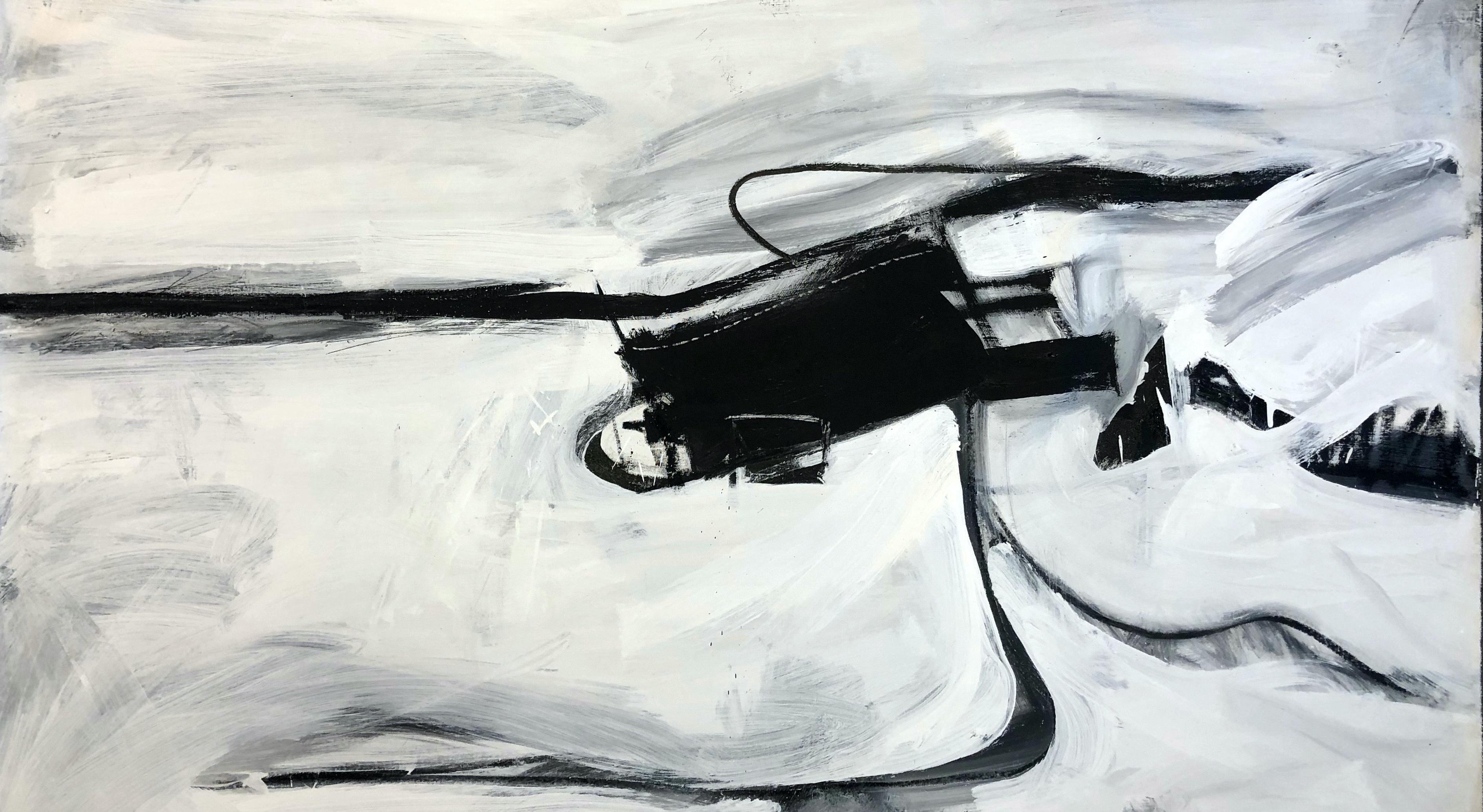 Miles Kim's homepage painting, entitled Colorado