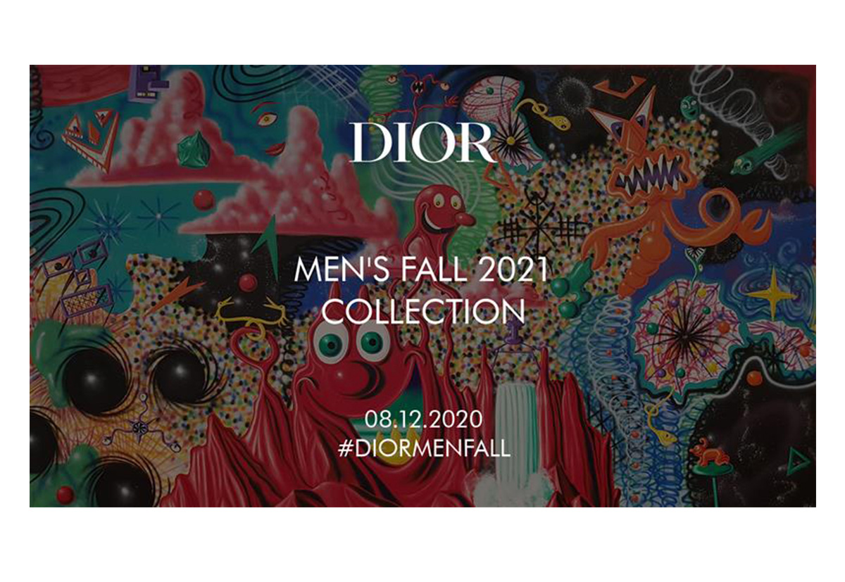 watch the dior men fall 2021 show live