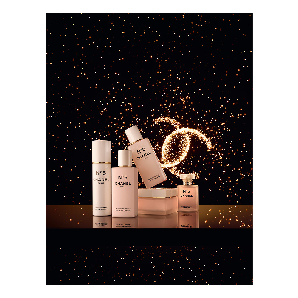 chanel releases n°5 holiday 2020 collection