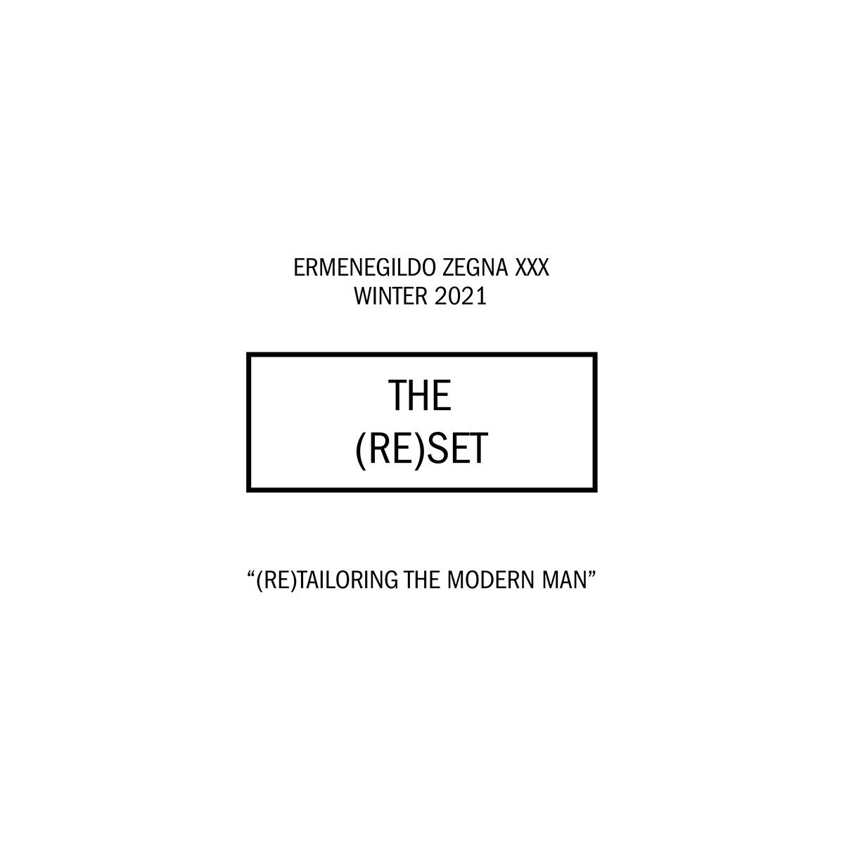 watch the ermenegildo zegna aw21 show live tonight