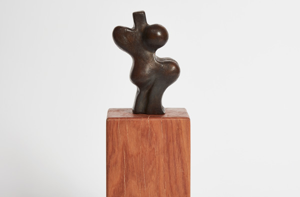holly ryan's sculpture exhibition 'on self respect' opens tonight