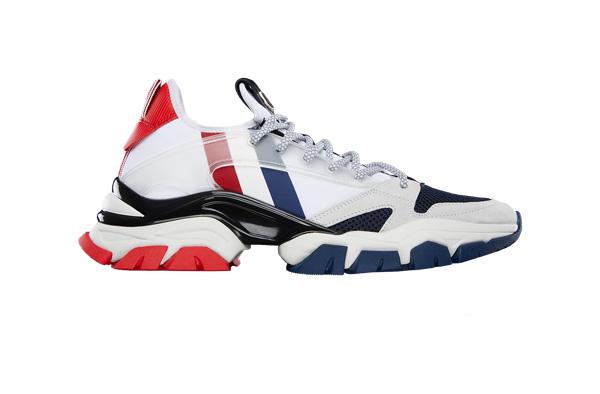 moncler releases the trevor sneaker