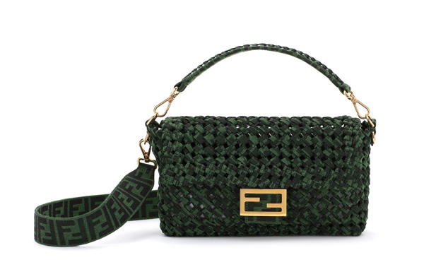fendi ff sustainable green collection