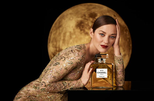 chanel n°5: the new film featuring marion cotillard