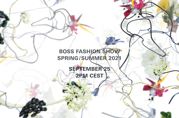 watch the boss ss21 show live from milan