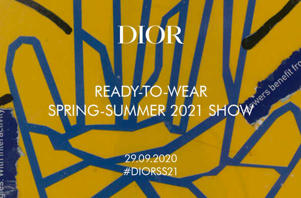 watch the dior show live from paris (and a teaser)