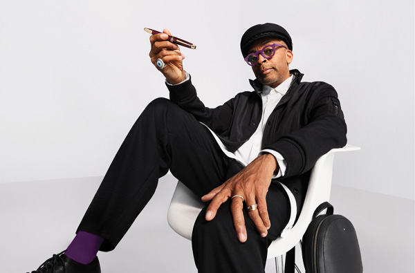 watch: spike lee for montblanc