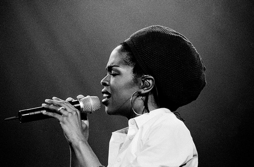 watch: lauryn hill for louis vuitton