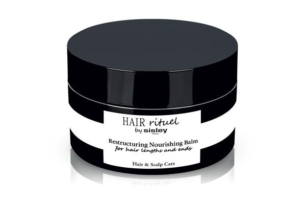 sisley launches hair rituel nourishing balm