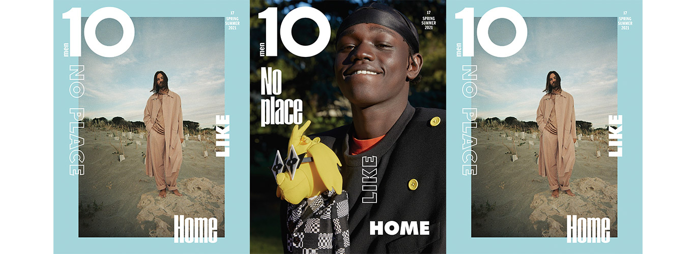 10 MEN AUSTRALIA: ISSUE 17