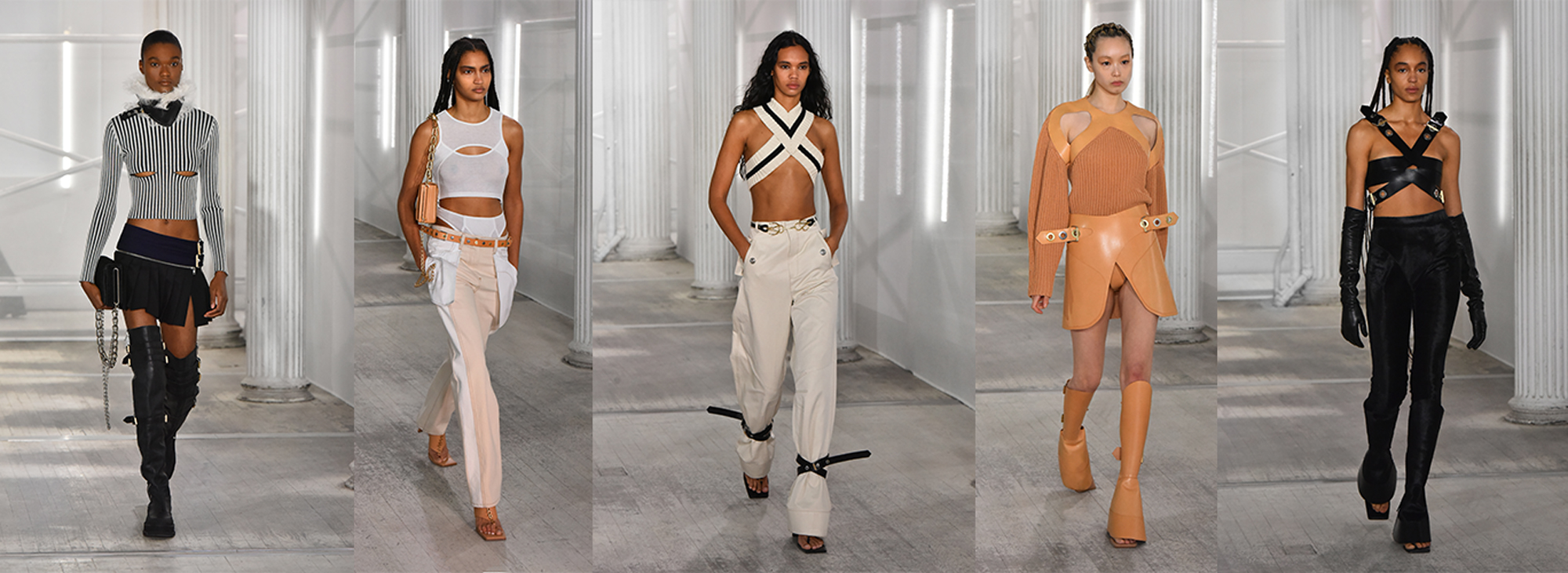 DION LEE: AW21