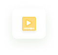 Video Icon in yellow