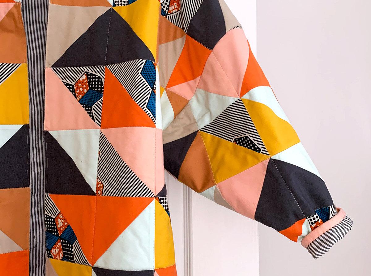 The quilt coat