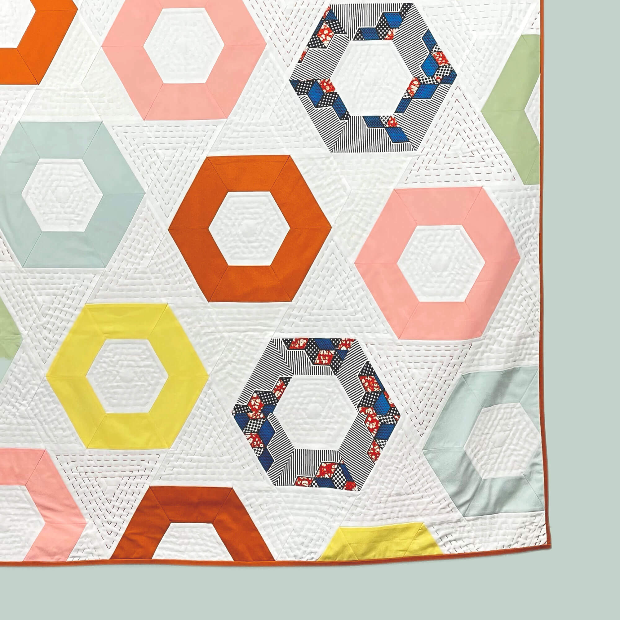 Iced Rings Quilt