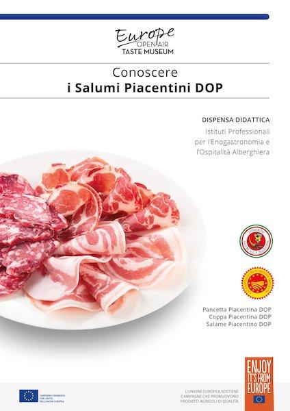 """Dispensa Didattica """"Conoscere i Salumi Piacentini"""""""