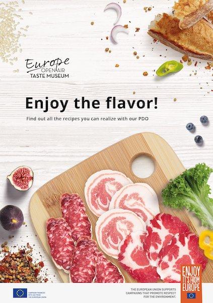 """Ricettario """"Enjoy the flavor!"""""""