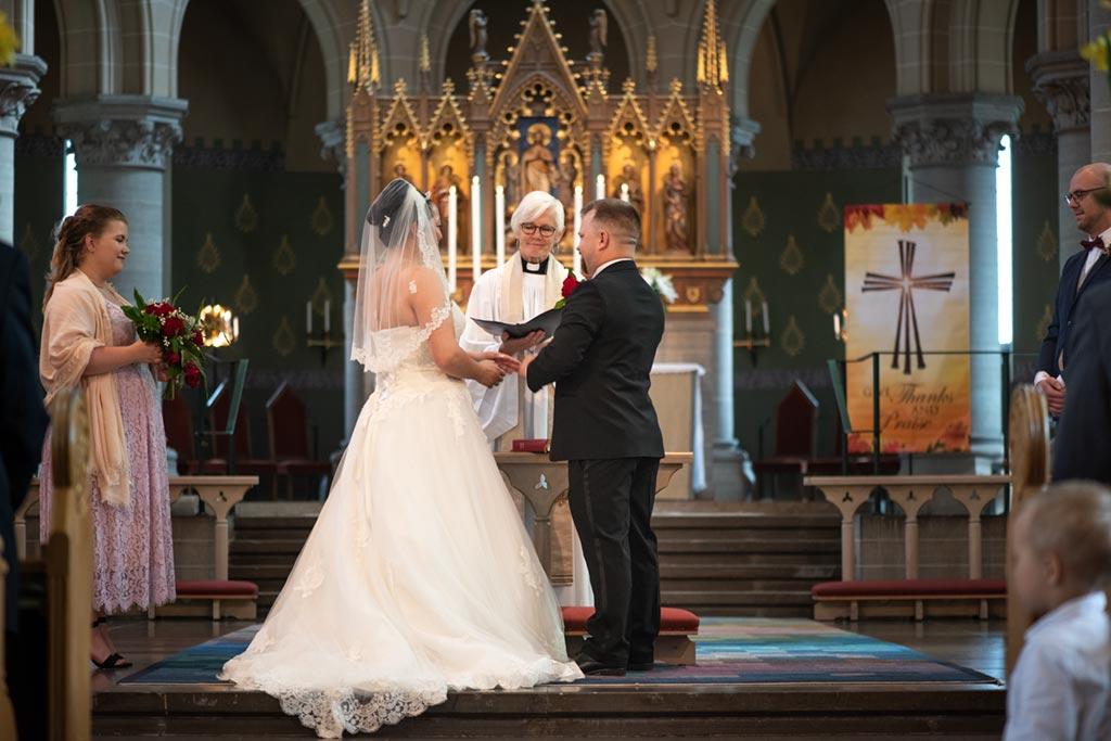 bröllopsfoto är bland det finaste man kan dokumentera som fotograf