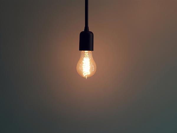 ljus är också väldigt viktigt i sammanhanget