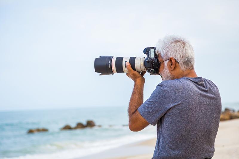 Eller varför inte pensionersfotografer