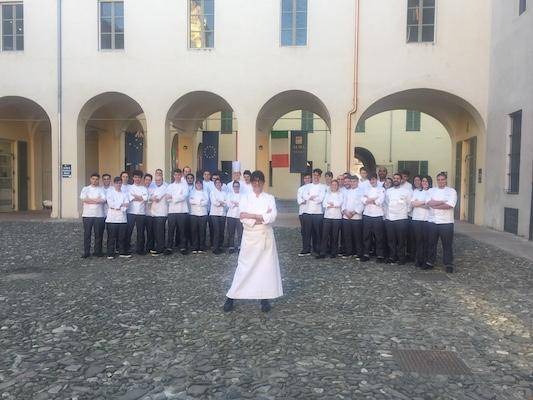 I Salumi Piacentini fanno lezione ad Alma