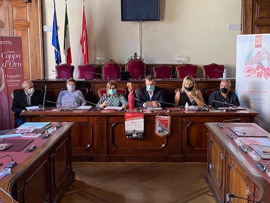 Conferenza Stampa CONVEGNO COPPA D'ORO 2020