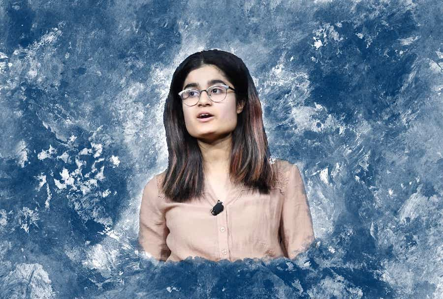 Alishba Imran, 17-year-old Machine Learning Developer, Co-founder of Voltx, The Knowledge Society Alumnus