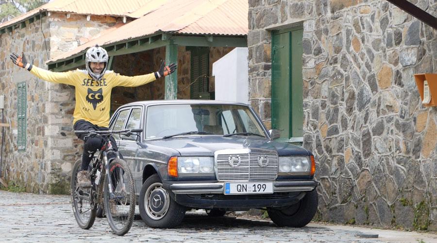 קפריסין אופניים. 13-16.5.2021