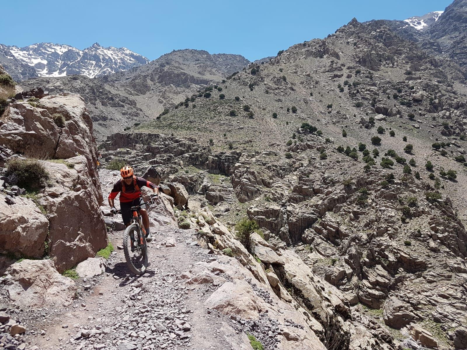 מרוקו אופניים. 6-13.10.2021