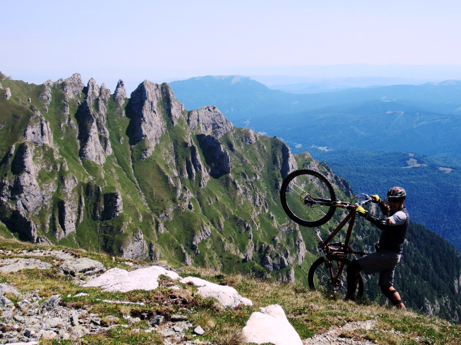 רומניה אופניים. 30.6-4.7.2021