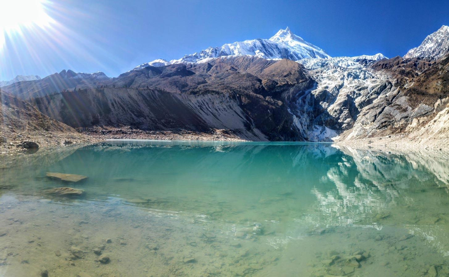 נפאל. טרק עצמאי. ספטמבר-נובמבר