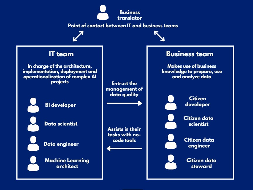 data quality business IT teams