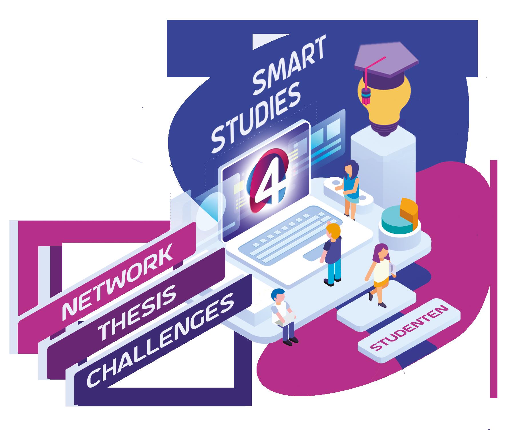 Smart Studies Network Thesis Challenge Studierende