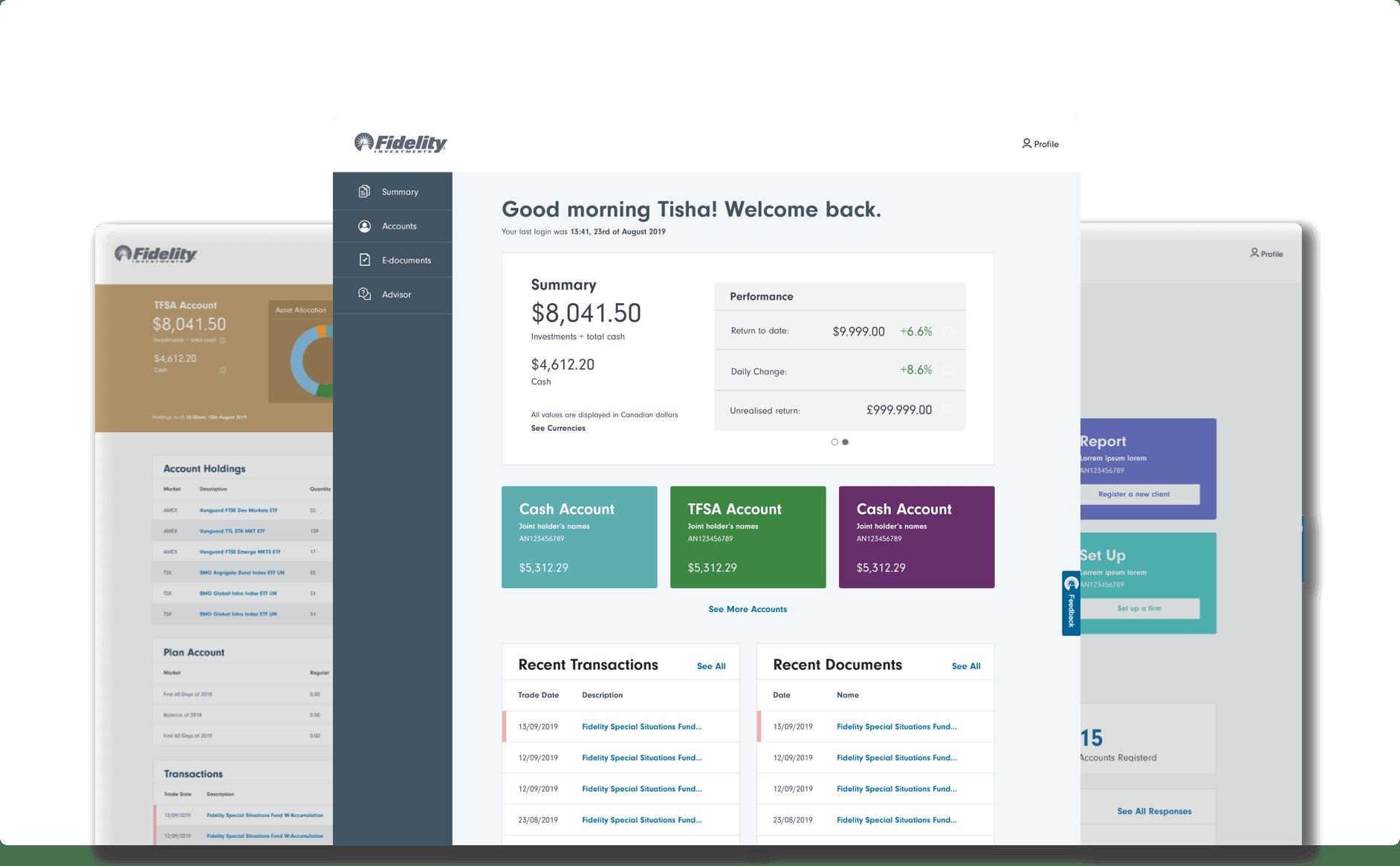FCC Portal Concepts