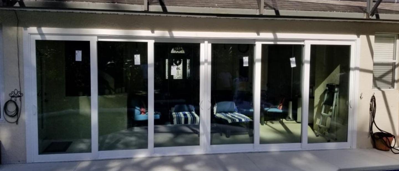 Sliding Exterior Glass Doors