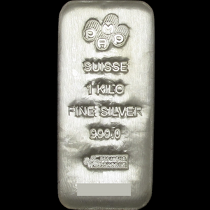 1kg Suisse Silver
