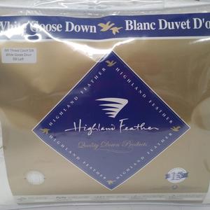 500TC White Goose Down Duvet