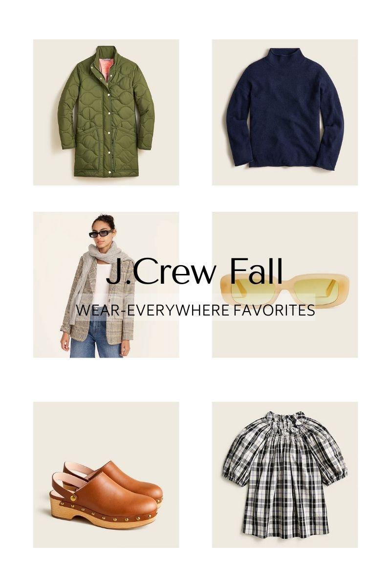 J.Crew Fall Picks