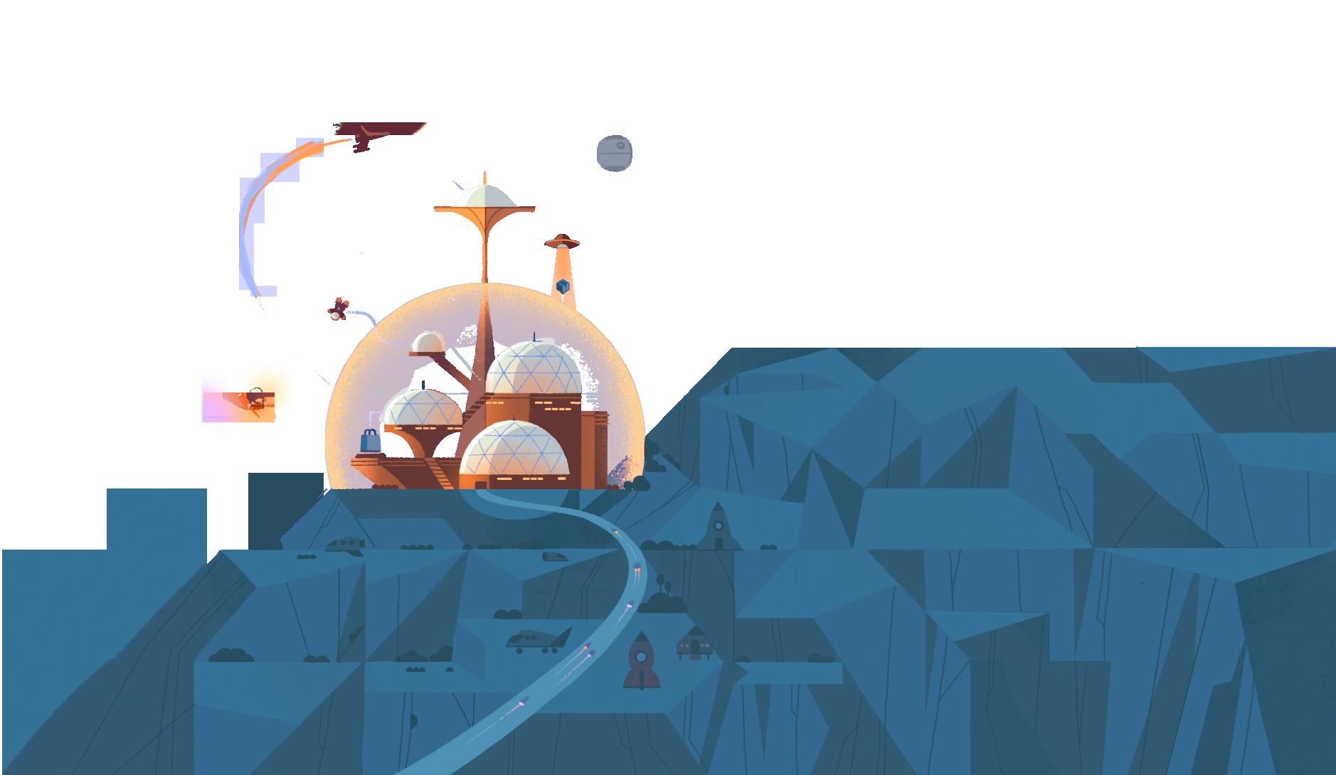 moonshop dome