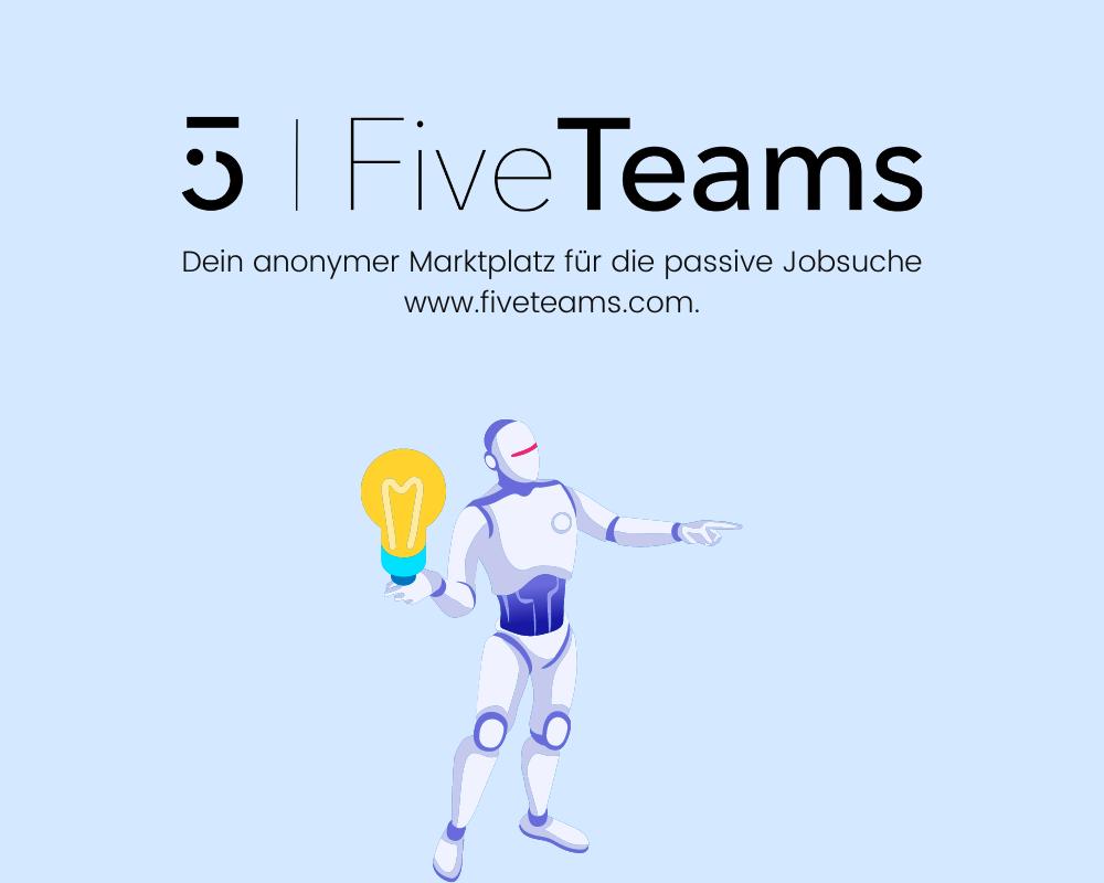 KI-Entwickler-FiveTeams