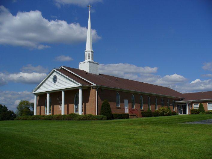 Bethesda United Methodist Church (Asheville, NC) & Haw Creek Commons (Asheville, NC)