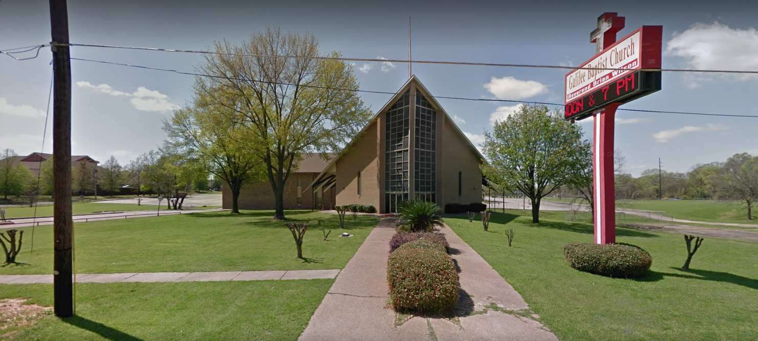 Galilee Baptist Church and the Willis-Knighton Health System's Project Neighborhealth