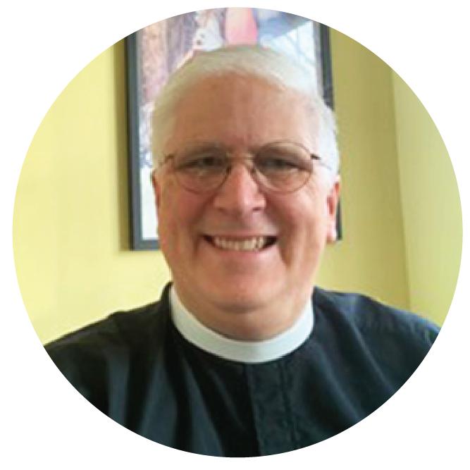 Rev. Peter Cook