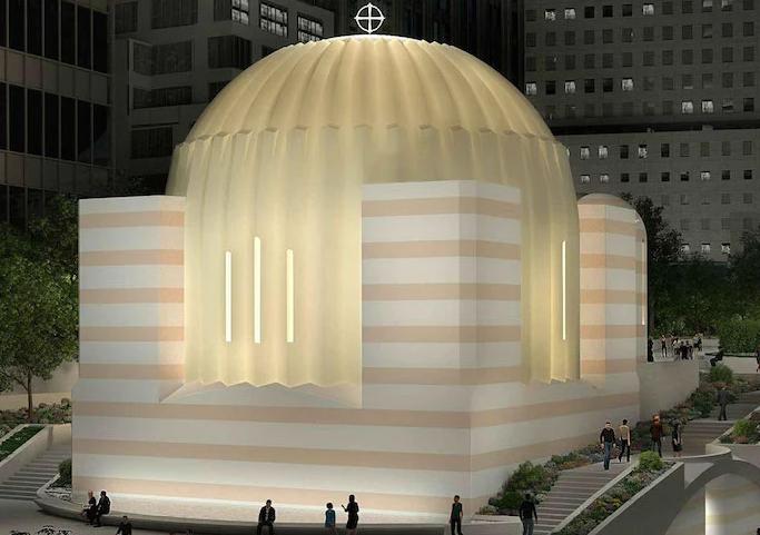 The FAITH Endowment for Orthodoxy and Hellenism announced a $2.57 million grant to rebuild the Saint Nicholas Greek Orthodox Church