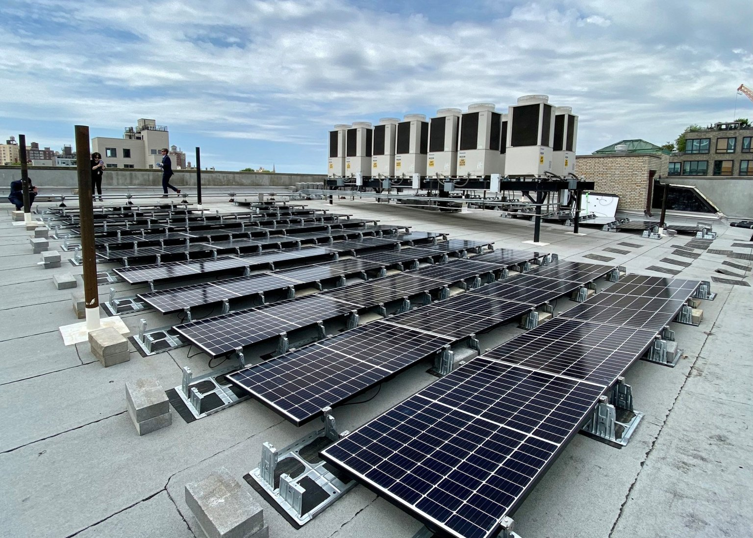 Catholic Charities of Brooklyn and Queens, one of the largest faith-based affordable housing providers, has launched a solar-energy project across its existing 44 buildings.