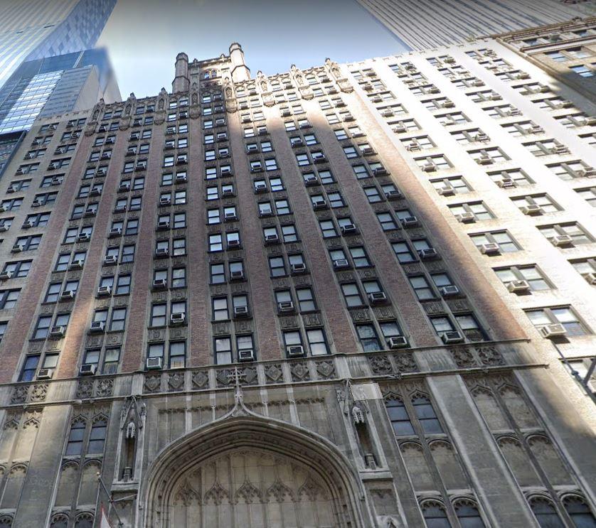 Calvary Baptist Church (New York, NY)