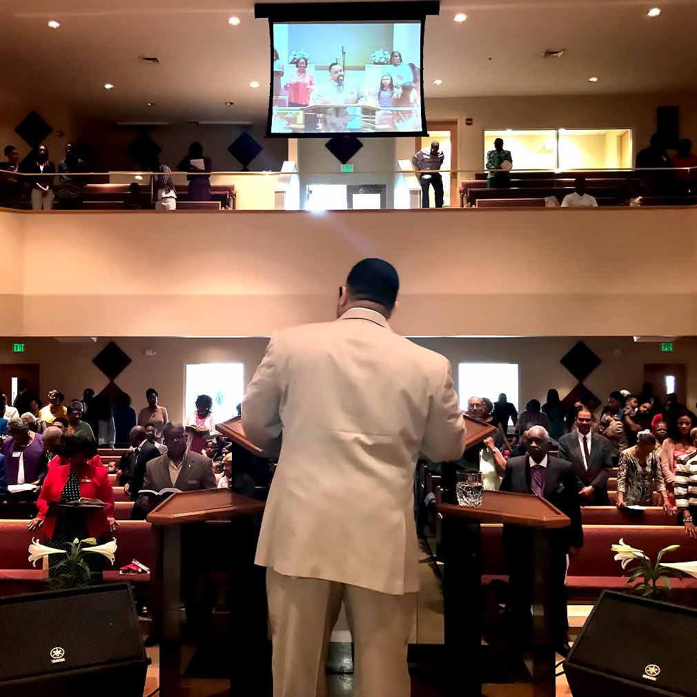 CVS Health and Ebenezer Baptist Church (Pittsburgh, PA)