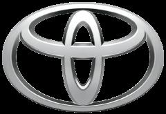 Toyota Vehicle Logo