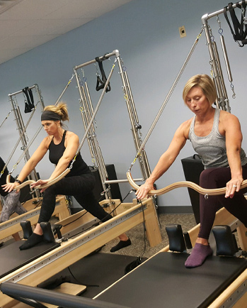 Group Reformer Class at Constant Movement in Grand Rapids, MI