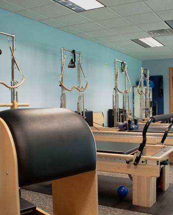 Pilates Tower Room at Constant Movement in Grand Rapids, MI